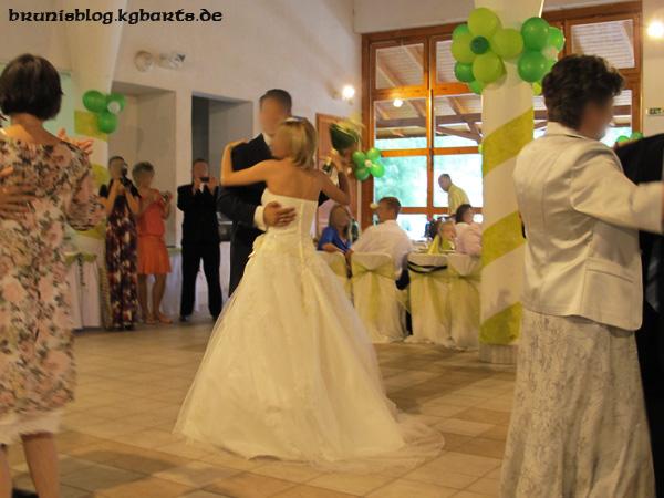 Hochzeits-Eröffnungstanz